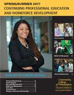 Download the Spring/Summer 2017 Professional Development Catalog