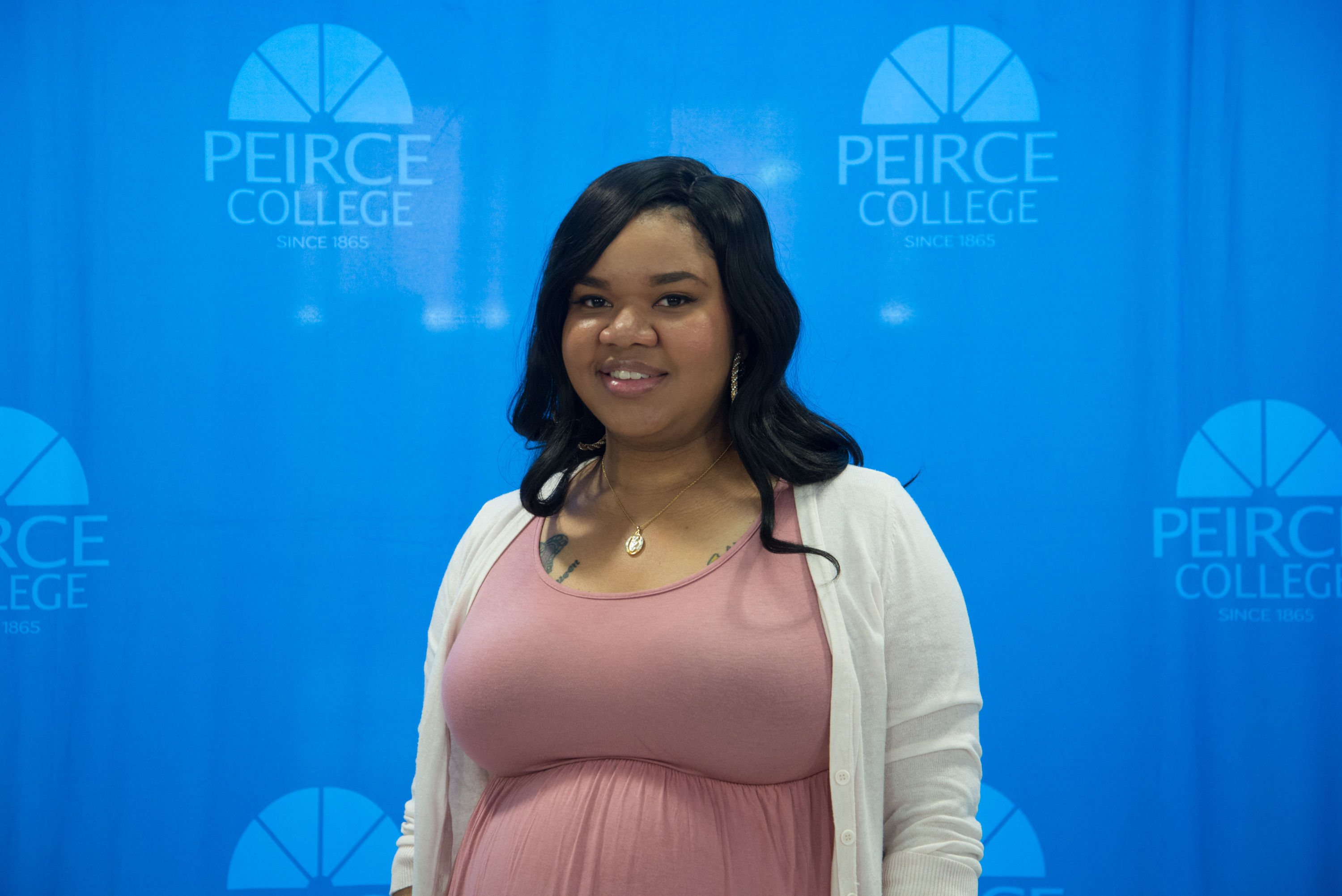 Catherine Odd Receives the Peirce College & Community College of Philadelphia Transfer Scholarship.