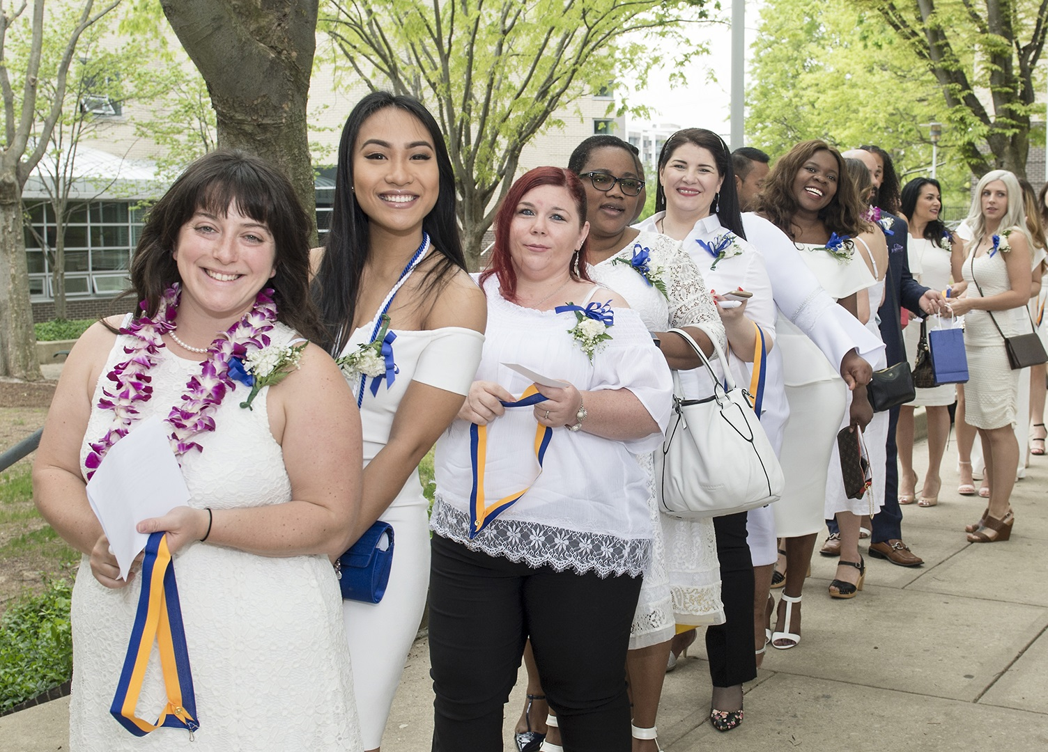 2018 CCP Nursing Program Pinning Ceremony