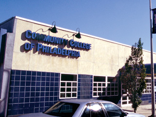 The West Regional Center of Community College of Philadelphia