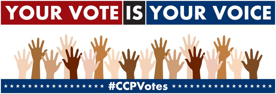 CCP Votes: Your Vote is Your Voice
