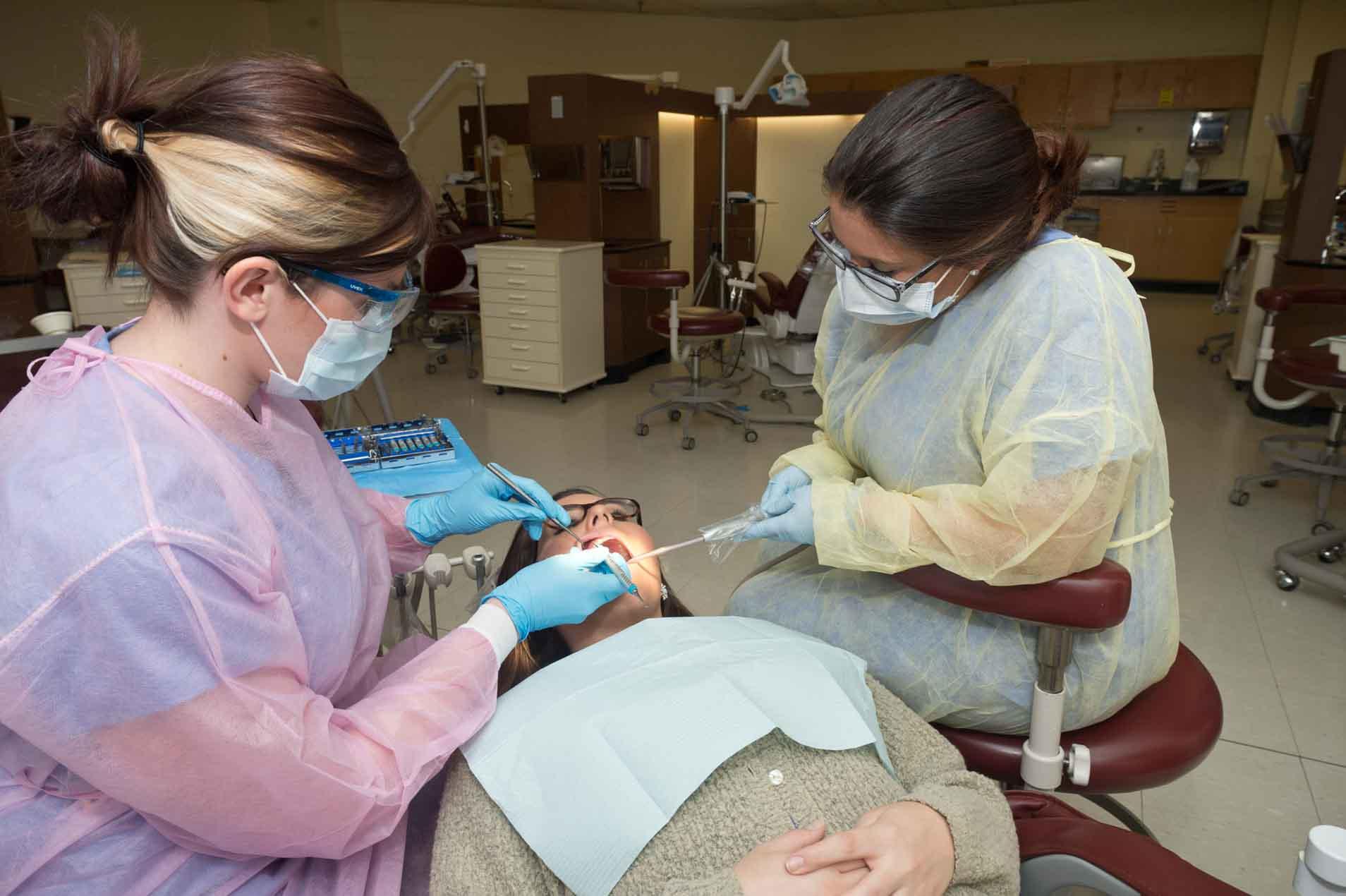 Dental Hygiene Community College Of Philadelphia