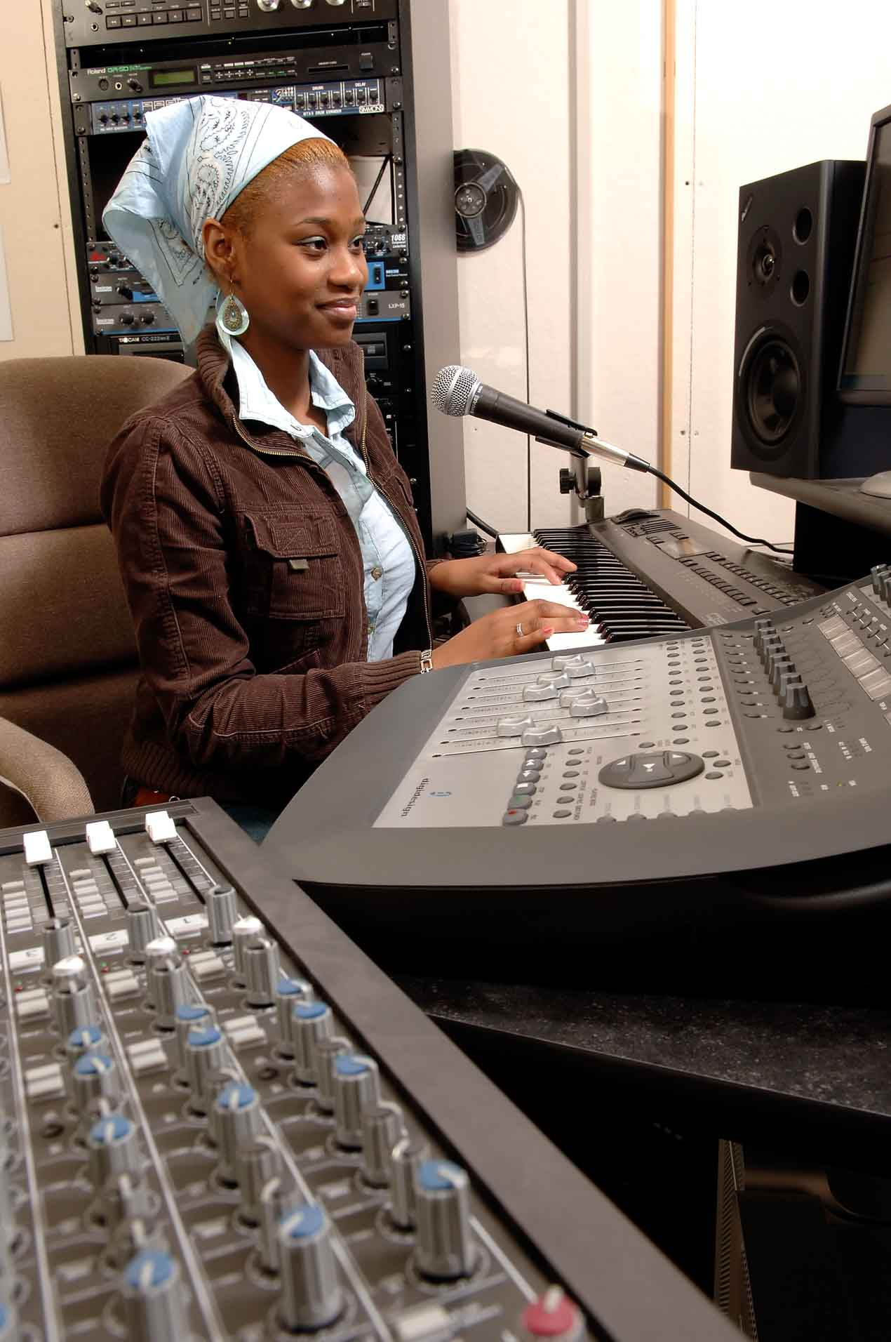 Sound Recording And Music Technology Community College