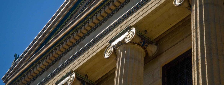 Philadelphia Museum of Art building.