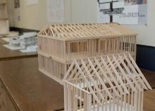 Architecture model in CCP class.