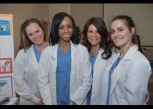 CCP students in the Dental Hygiene program.