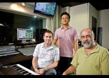 Music instructors at Community College of Philadelphia.