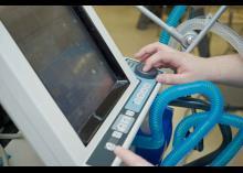 Equipment in CCP's Respiratory Care Technology program.