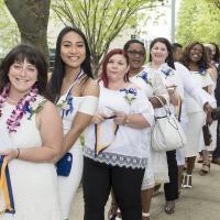 2018 CCP Nursing Program Pinning Ceremony