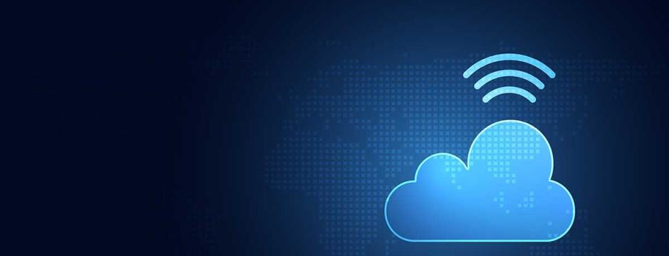 Technology graphic in Community College of Philadelphia's Web Development II – Cloud Computing Proficiency Certificate program.