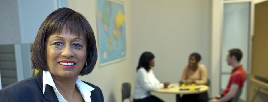 Business Leadership student at Community College of Philadelphia.