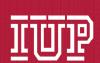 Indiana University of Pennsylvania Logo